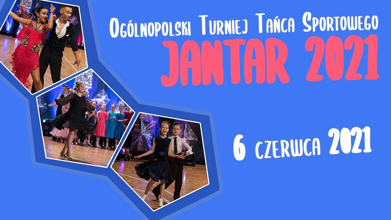 """Taniec i emocje - Ogólnopolski Turniej Tańca Sportowego """"Jantar"""""""