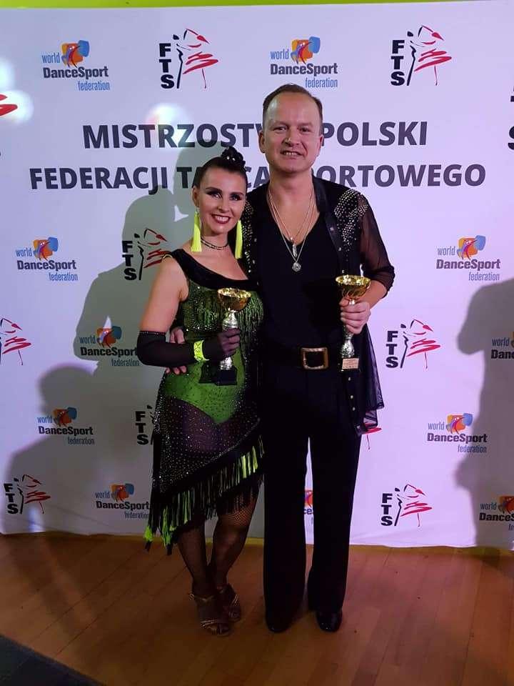 Mamy wicemistrzów Polski FTS w kategorii Senior I!