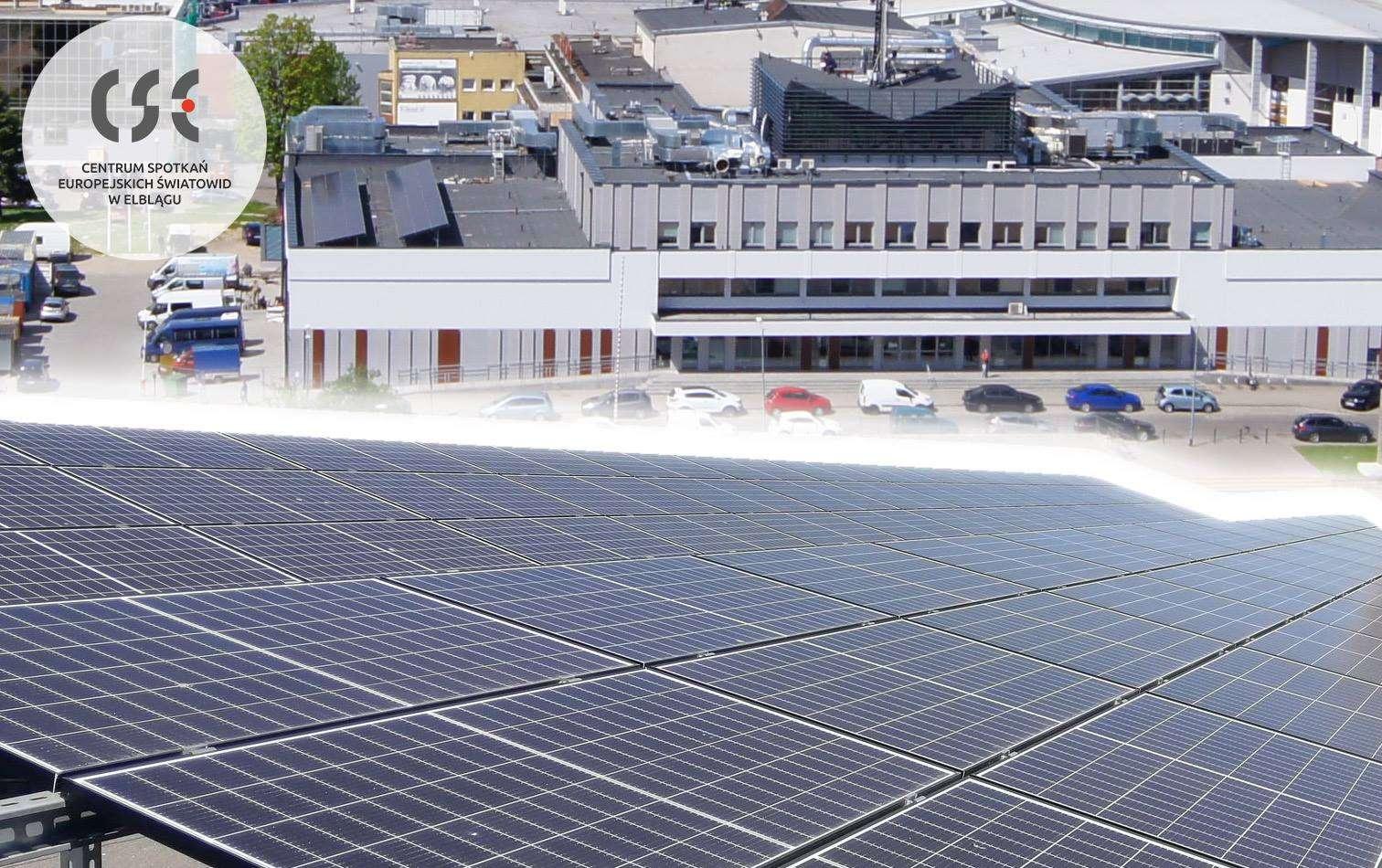 """CSE """"Światowid"""" w Elblągu inwestuje w zieloną energię"""