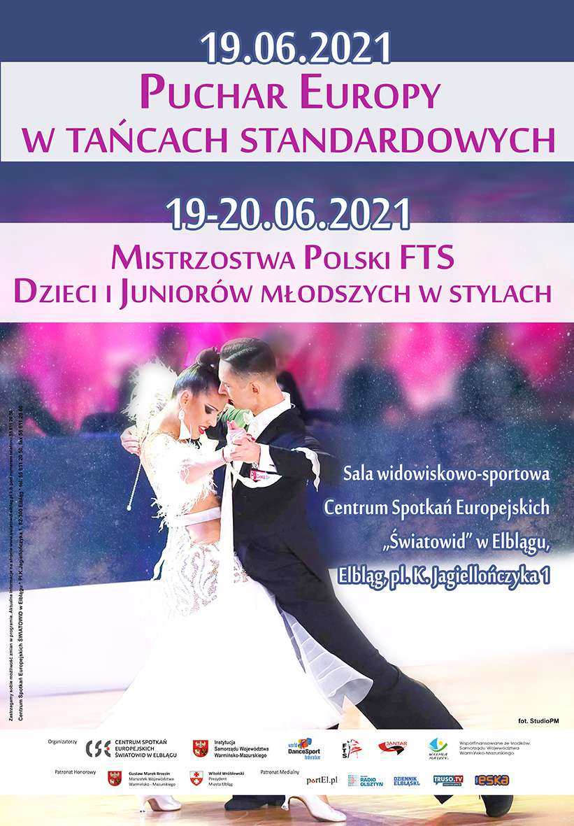 Taneczny weekend w Elblągu