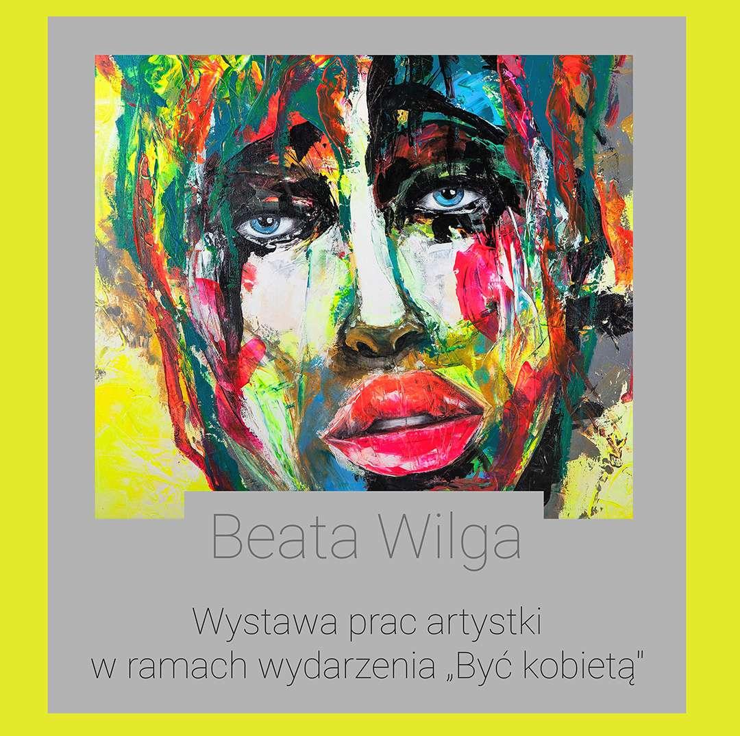 """Wernisaż malarstwa Beaty Wilgi w """"Światowidzie"""""""