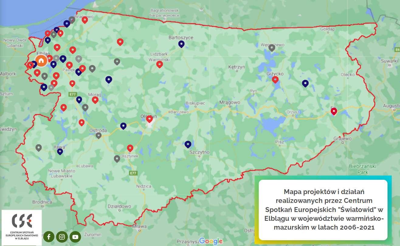 """Poznaj projekty CSE """"Światowid"""" w Elblągu"""