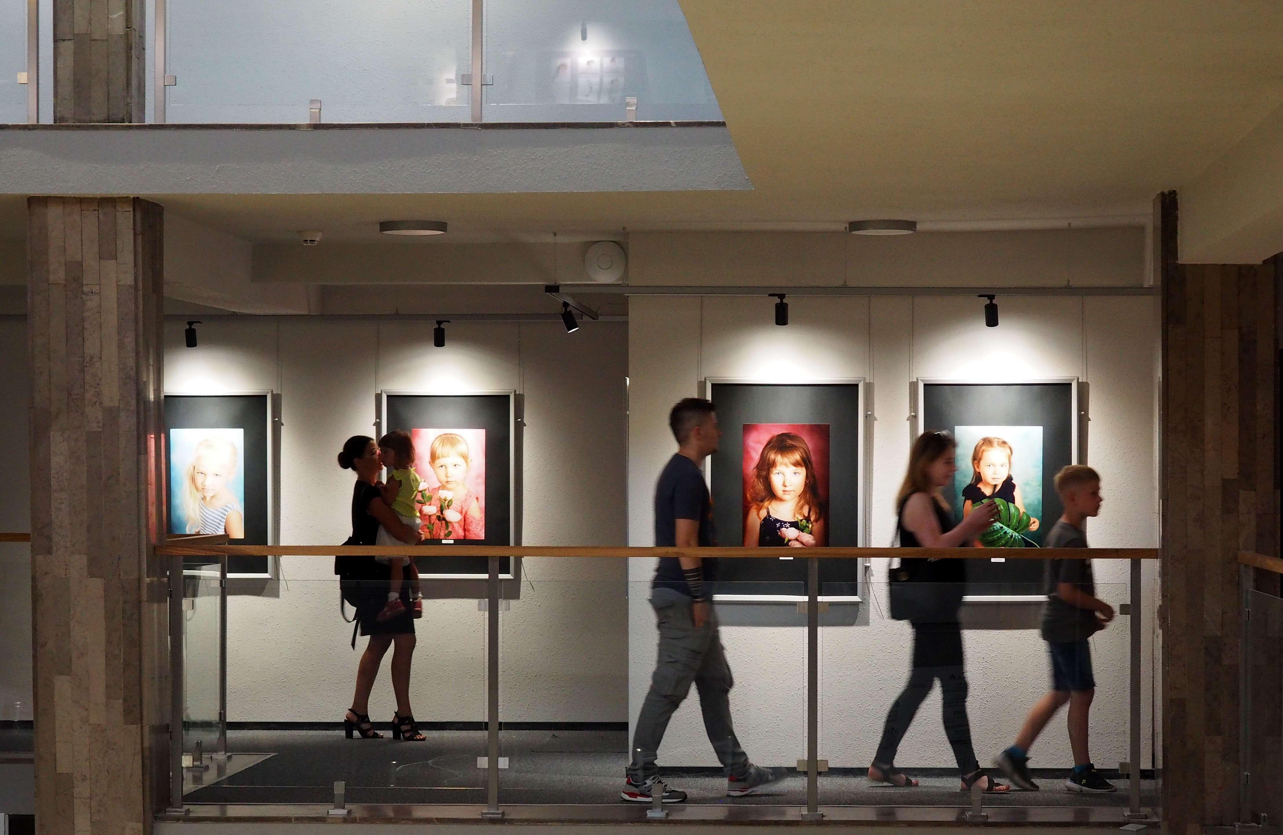 Bajkowe portrety w Światowidzie