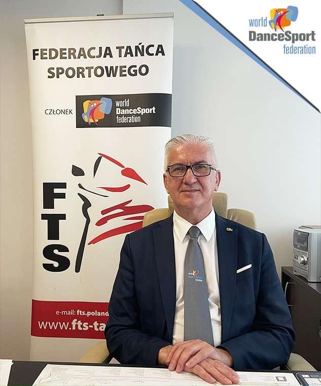 Antoni Czyżyk, Wiceprezesem WDSF ds. Rozwoju
