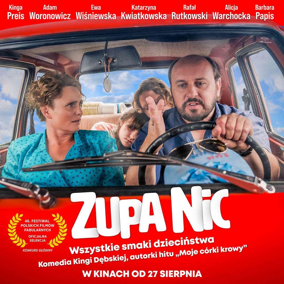 """Premiera filmu  """"Zupa nic"""" w Kinie Światowid"""