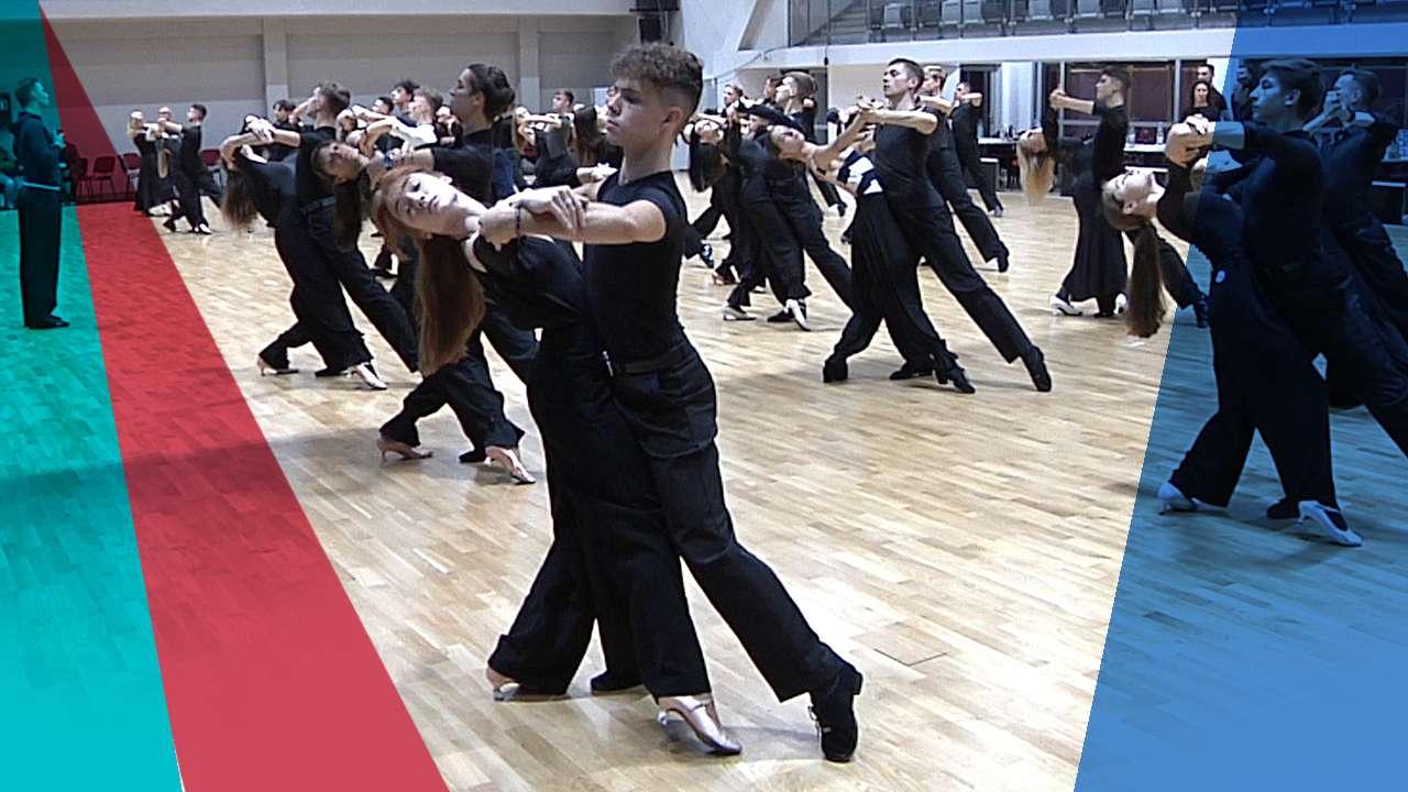 Warsztaty taneczne w CSE Światowid