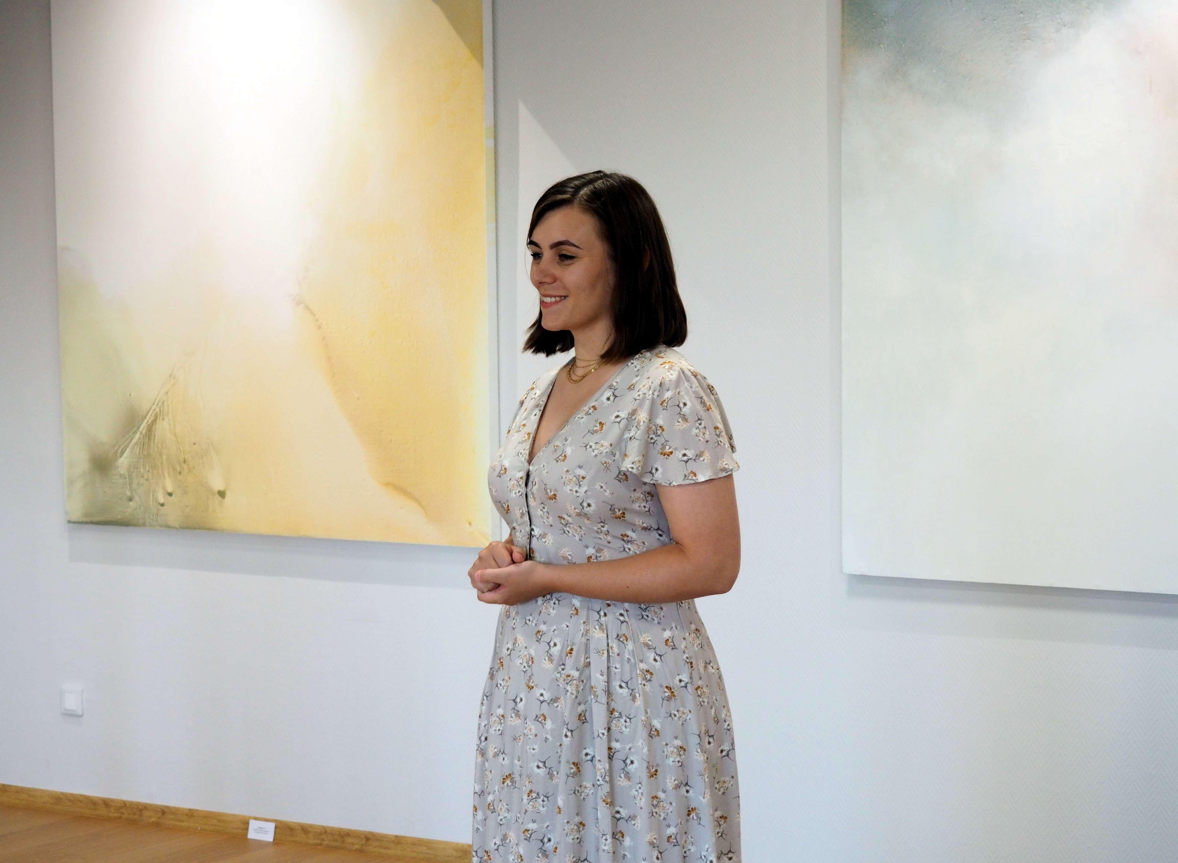 """""""Chodź za mną"""" - wernisaż Weroniki Braun w Galerii Nobilis"""