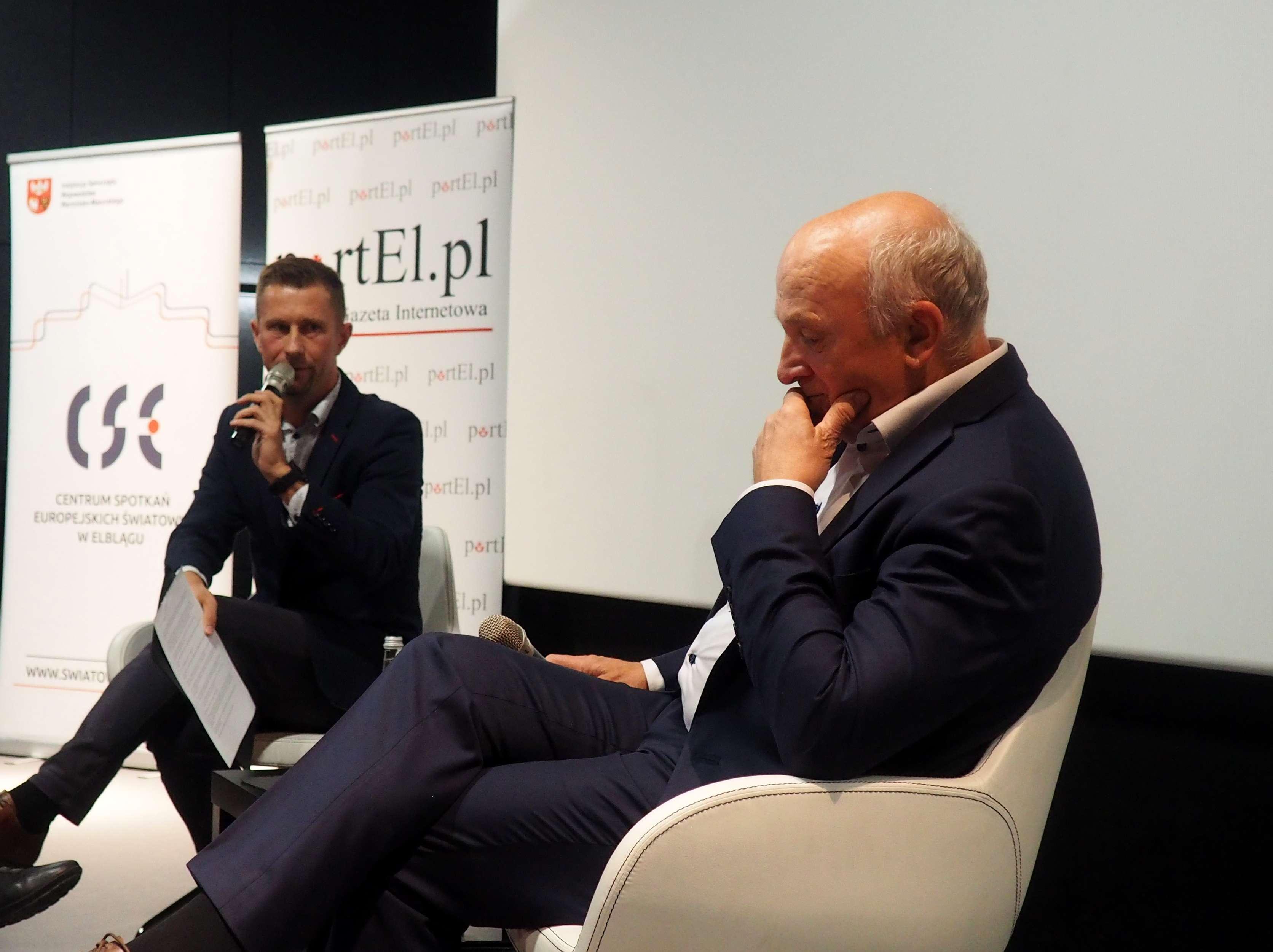 Paweł Olechnowicz: Prywatyzacja Zamechu to było najlepsze rozwiązanie