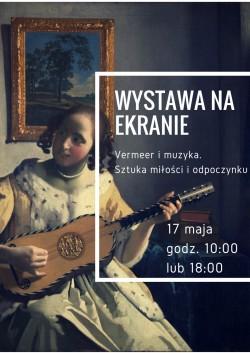 Twórczość Johannesa Vermeera na ekranie
