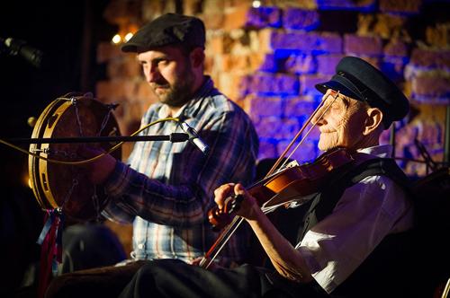 Warsztaty muzyczne  - bliskie spotkanie z tradycją