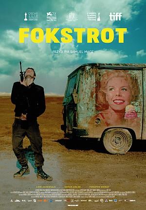 """""""Fokstrot"""" w Dyskusyjnym Klubie Filmowym"""