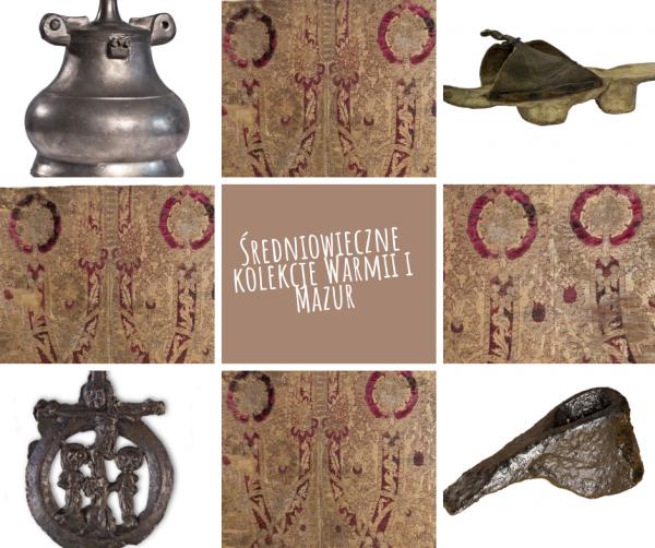 Średniowieczne kolekcje Warmii i Mazur