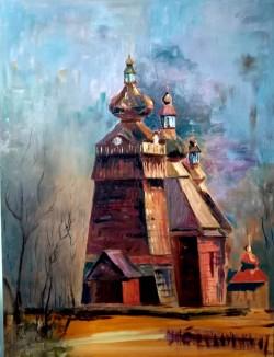 """Wystawa """"W cieniu cerkwi"""""""