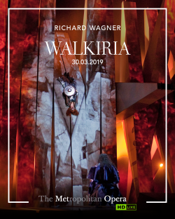 """Walkiria"" z The Metropolitan Opera"