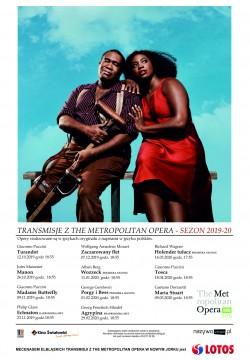 Jedenasty sezon transmisji z The Metropolitan Opera