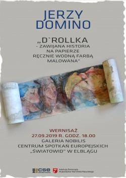 Wernisaż wystawy Jerzego Domino
