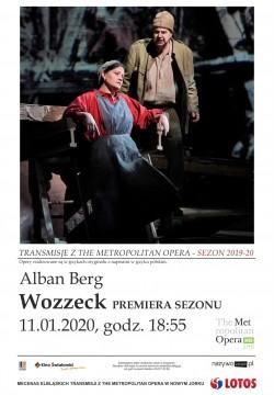 The Metropolitan Opera: Wozzeck (wideo)