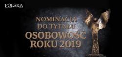 Nominacje Osobowość Roku 2019