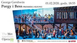 Transmisja The Met Opera w Kinie Światowid [wideo]