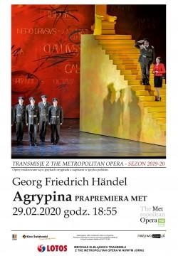 The Metropolitan Opera: Agrypina