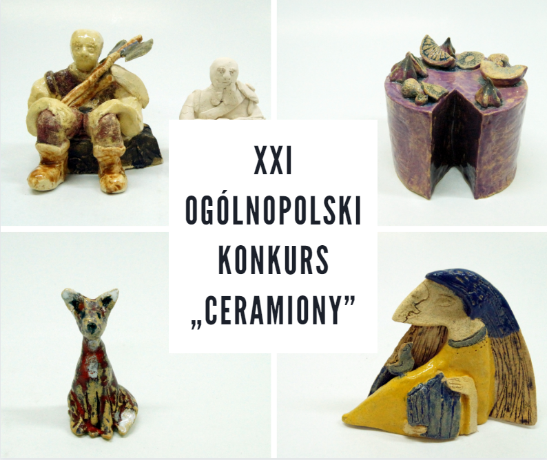 """XXI Ogólnopolski Konkurs """"Ceramiony"""" - rozstrzygnięty (wideo)"""
