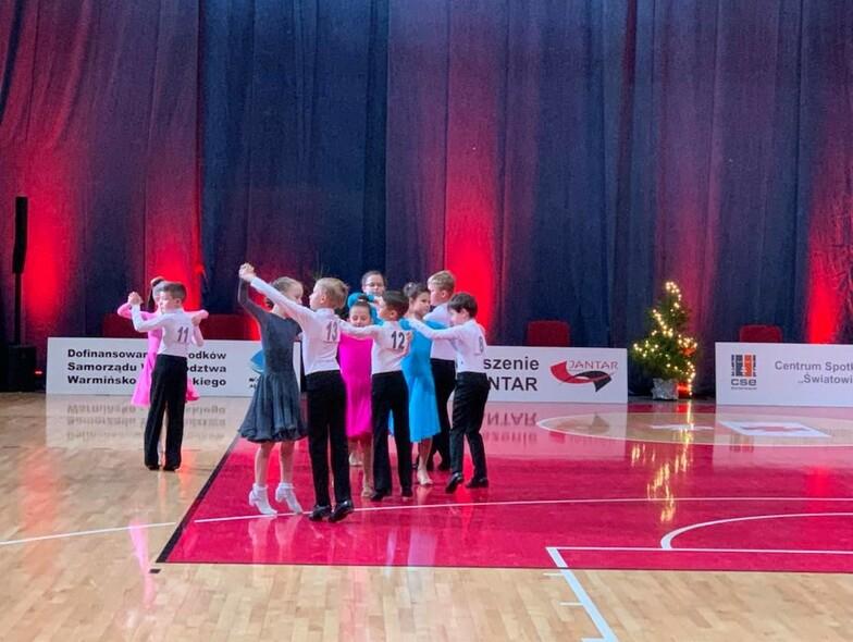 Taneczne zakończenie roku w Elblągu