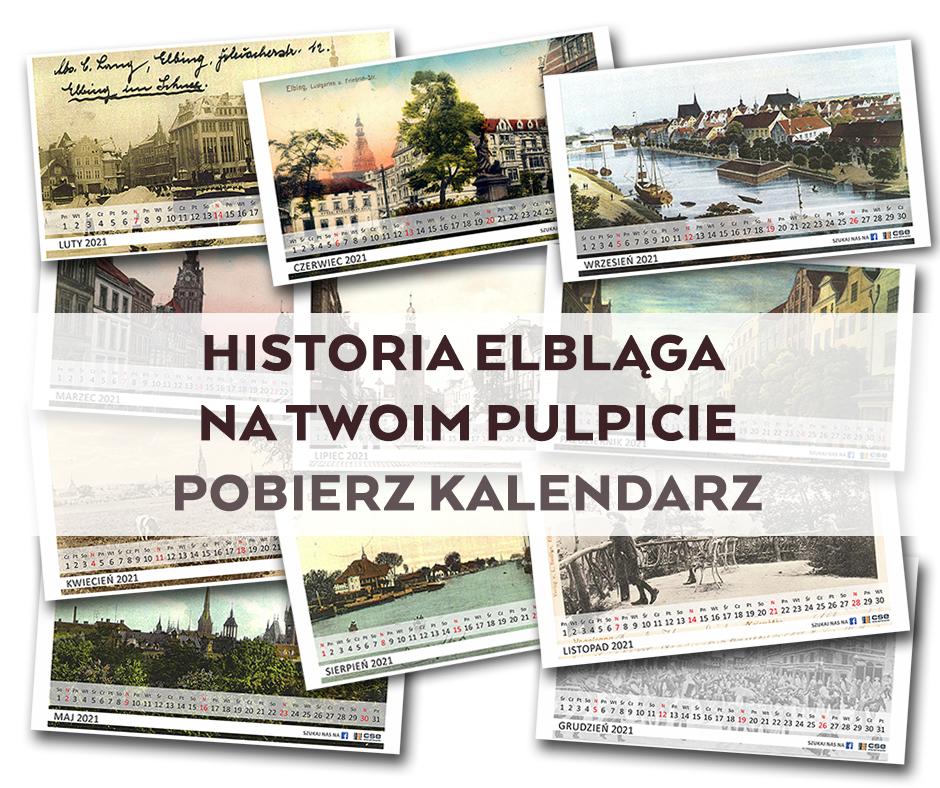 Historia Elbląga na Twoim pulpicie