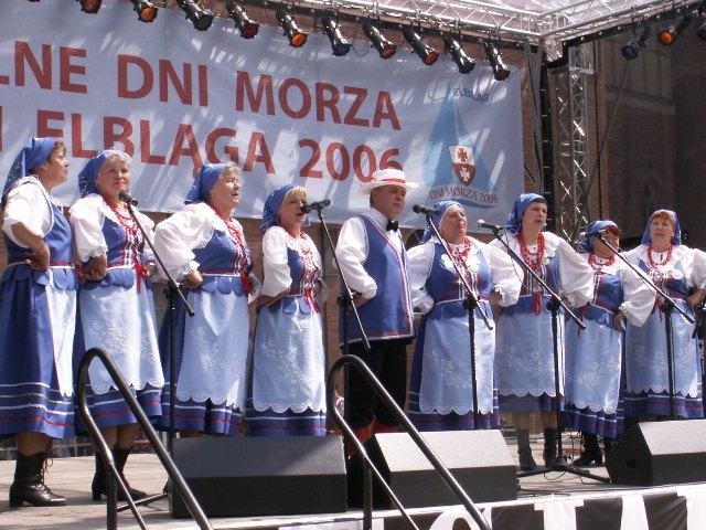 Festiwal folkloru - wyniki