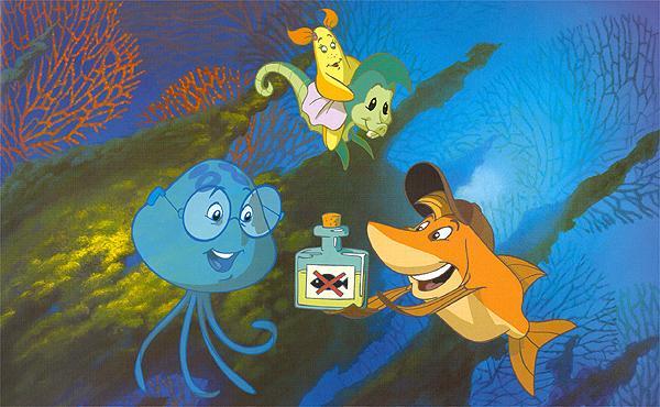 Ratunku! Jestem rybką... (28.07 - 3.08.2006)