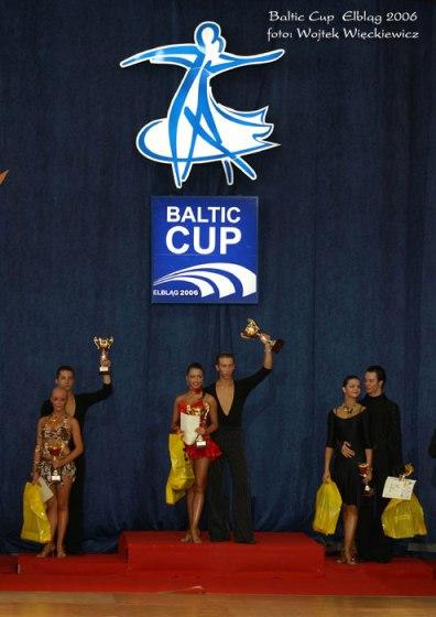 Baltic Cup 2006 w telewizji