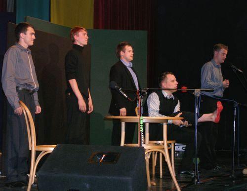 Zaduszki Kabaretowo - Filmowe (30.10.2006)