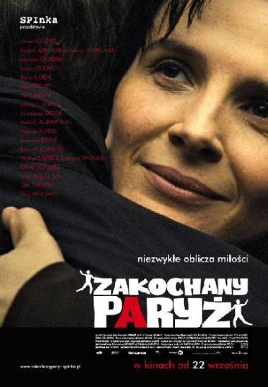 Zakochany Paryż (3-9.11.2006)