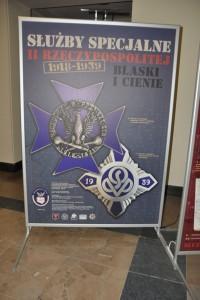 Służby specjalne II Rzeczpospolitej 1918-1939 na wystawie