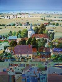 Krajobrazy intymne Benedykta Kroplewskiego