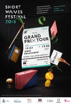 """Short Waves Grand Prix Tour w Kinie """"Światowid"""""""
