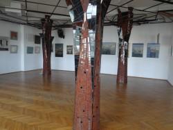 Wystawa trojga artystów