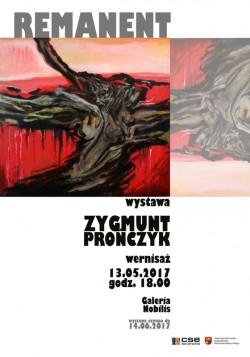 Wernisaż prac Zygmunta Prończyka