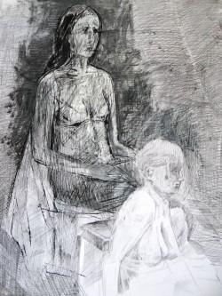 Wystawa rysunku